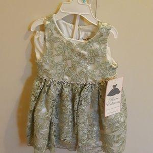 Rare edition  2 piece set dress